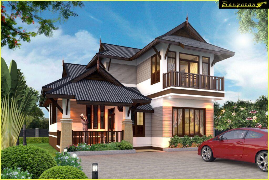 บ้านไทยประยุกต์