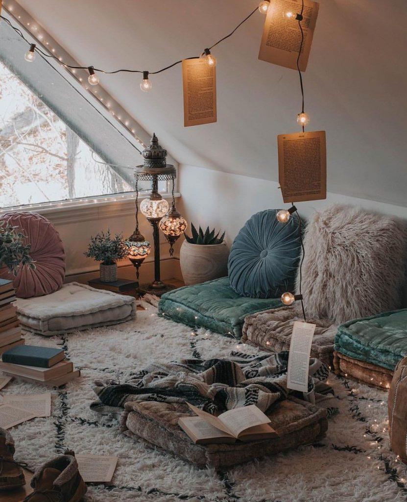 บ้านสไตล์ cozy