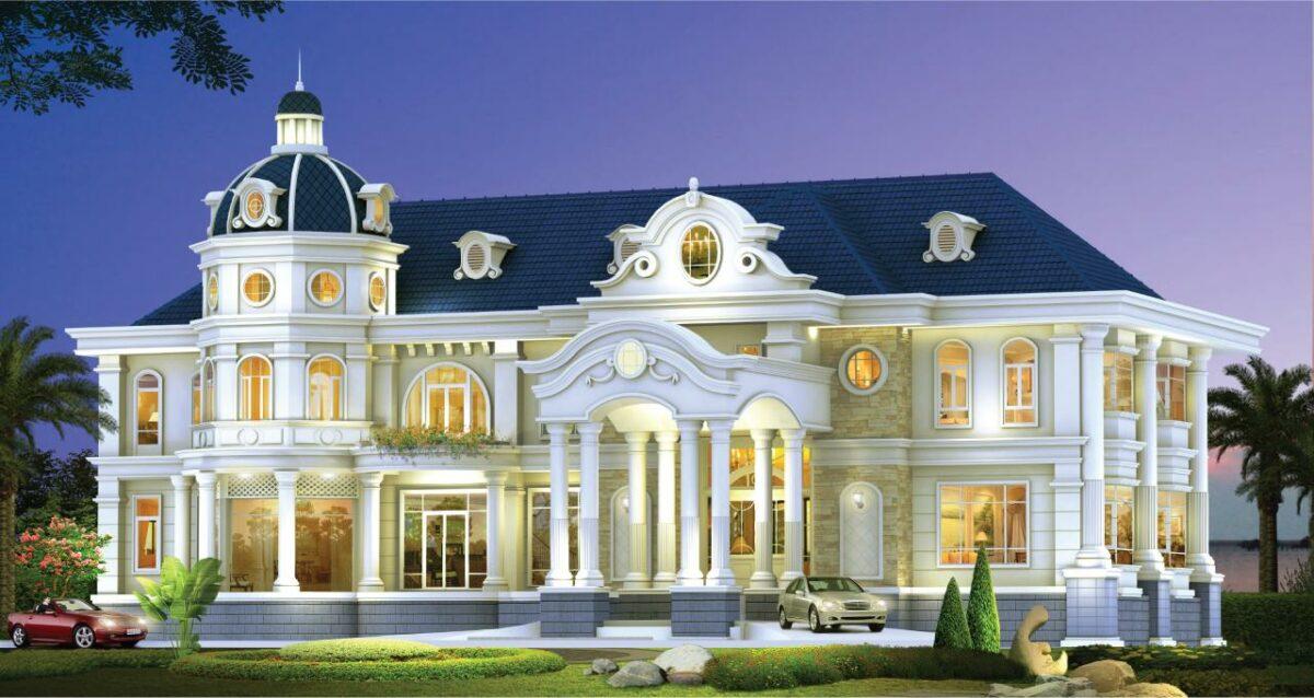 บ้านทรงยุโรป